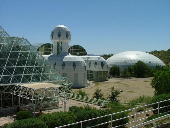 Биосфера 2 замкнутая экосистема 4: Экопоселения, экодеревни