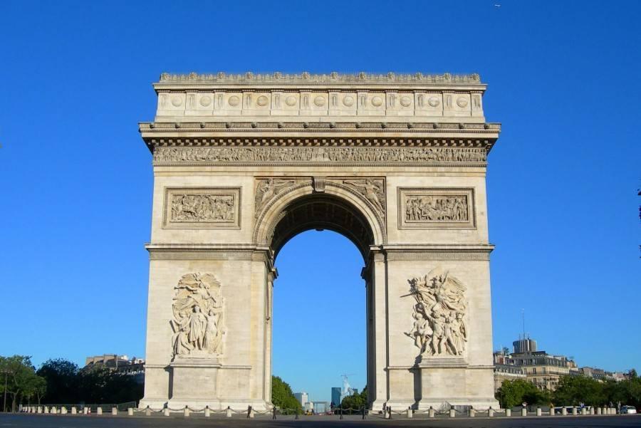 19 ТА - Париж