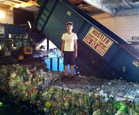 Ванис Бакхольц переработка пластика: Раздельный сбор мусора, сортировка, переработка