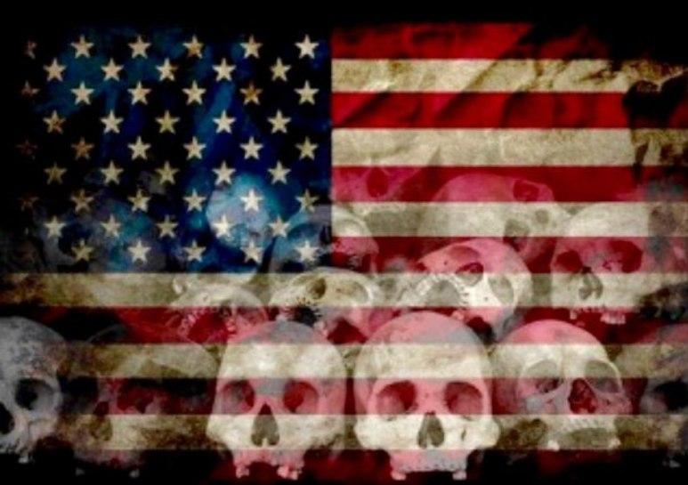 США несут смерть