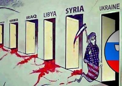 Америка проигрывает войну на Украине