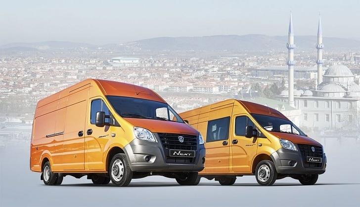 «Группа ГАЗ» начала продажи фургона «ГАЗель NEXT» в Турции