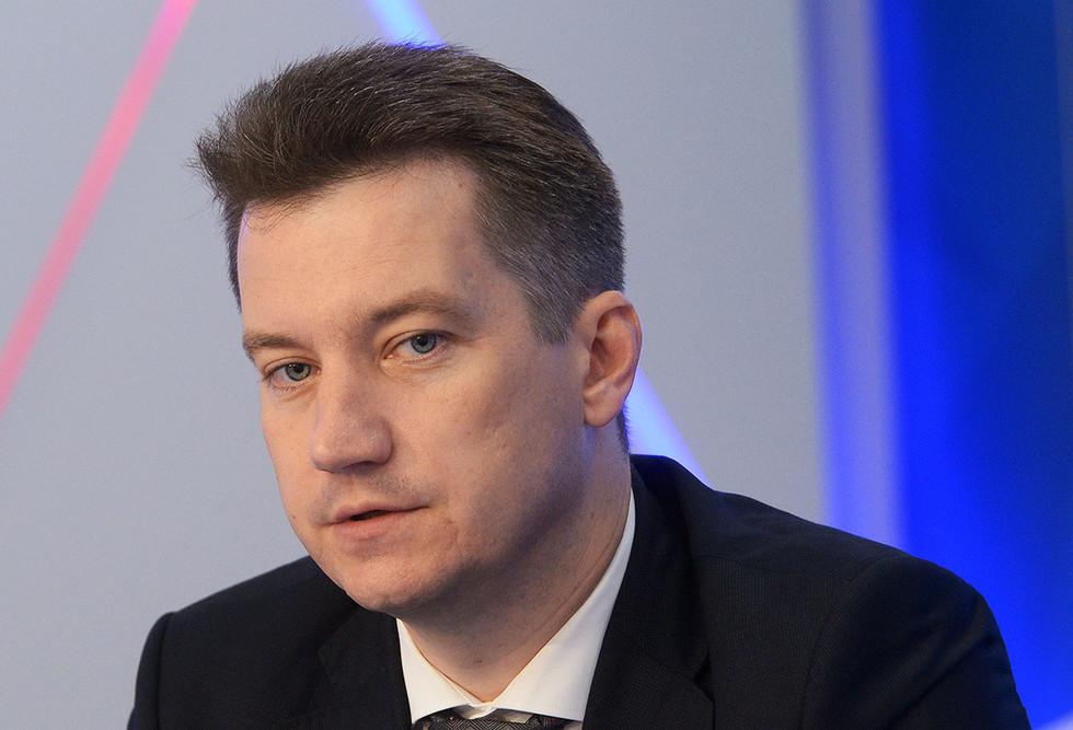 <p>Член Комитета Государственной думы по финансовому рынку Антон Гетта. Фото: © РИА Новости/Владимир Трефилов</p>