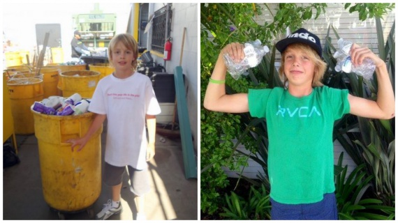 Ванис Бакхольц My ReCycler: Раздельный сбор мусора, сортировка, переработка