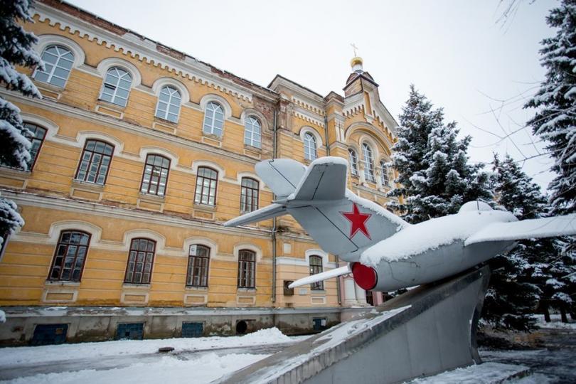 Здание, в котором находится музей космонавтики. Фото: mio56.ru