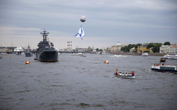 Балтийский флот способен защитить российские берега
