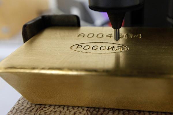 Банк России в 2016 году пополнит запасы золота на 200 тонн