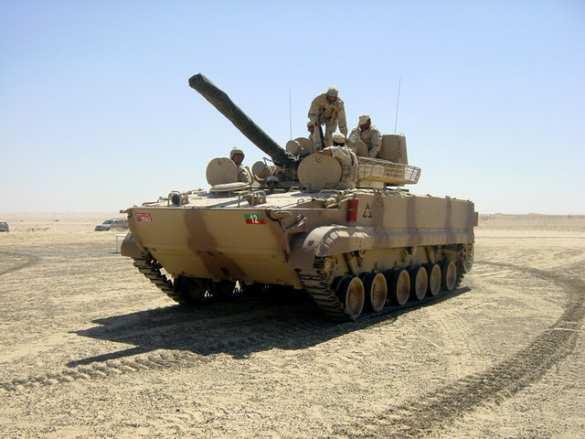 Ирак и Саудовская Аравия решили приобрести у России полторы тысячи БМП-3 | Русская весна