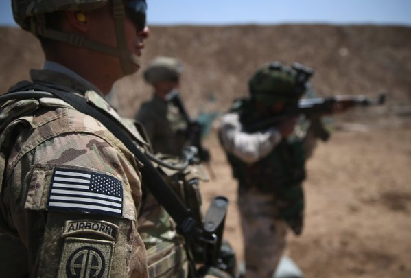 Бойцов американского спецназа выгнали из Ливии