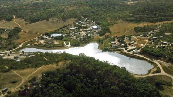 Тамера экопоселение Португалия: Экопоселения, экодеревни