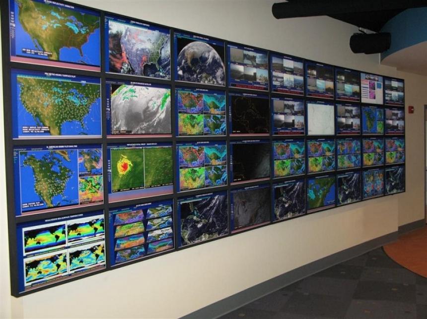 Российский метеопрорыв: суперкомпьютер на базе «Эльбрус» улучшит прогнозы