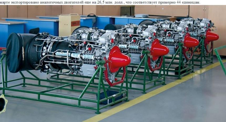 Торговля ради выживания: Украина поставила «агрессору» РФ двигатели ТВЗ-117