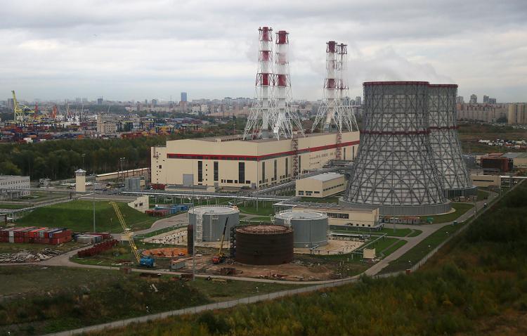 «Стратегия-2030». Россия построила самую мощную ТЭЦ в Европе