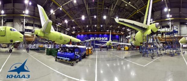 Всё для Т-50: завод «Сухой» запускает новый цех