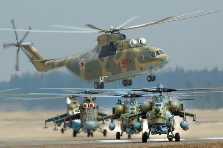 «Вертолеты России» подарили вторую жизнь авиационному заводу в Крыму