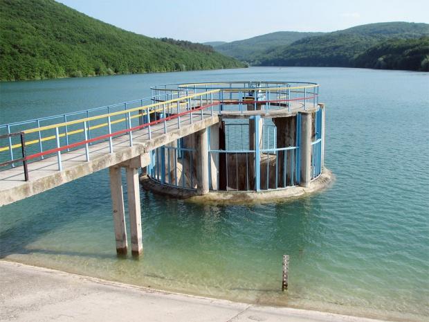 Крым получит три новых водохранилища
