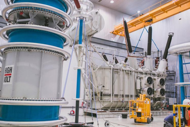 Анонсировано массовое производство новейших отечественных трансформаторов