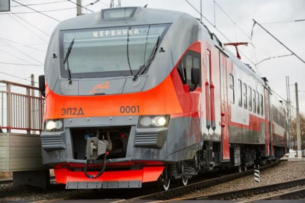 Новейший российский электропоезд выходит на международный уровень