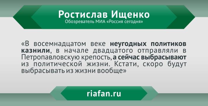 Ищенко: Турчинов побуждает нацистских боевиков к поискам первой жертвы