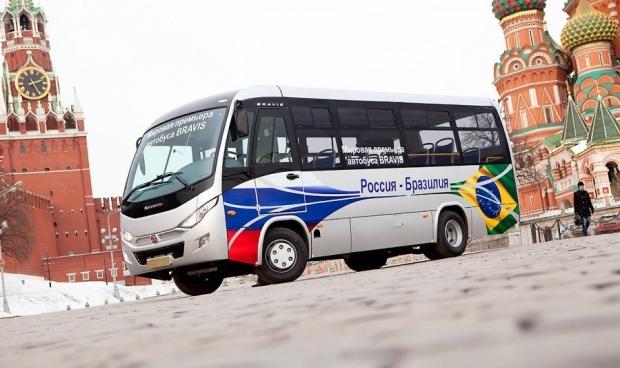 «КамАЗ» поставит партию уникальных автобусов в Крым
