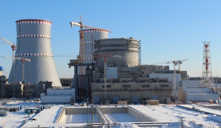 Инновационная станция: в России запустили первый энергоблок Ленинградской АЭС-2
