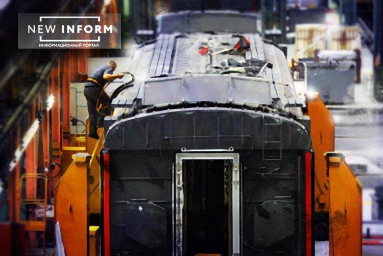 Железнодорожное обновление РФ: Западно-Сибирская магистраль получила 100 современных вагонов