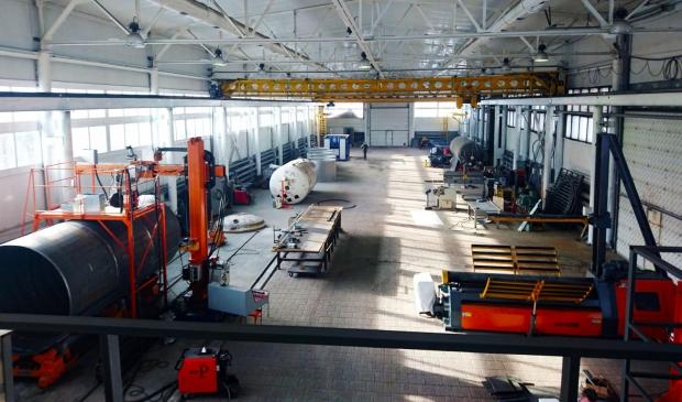 Развитие машиностроения России: «ЮГРАМАШ» поставит новые криогенные полуприцепы
