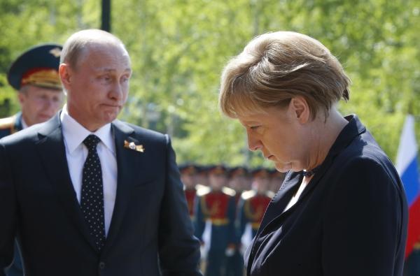 Германия сотрудничает с Россией в обход санкций