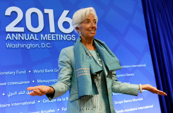 Глава МВФ позитивно оценила реформы в Бразилии