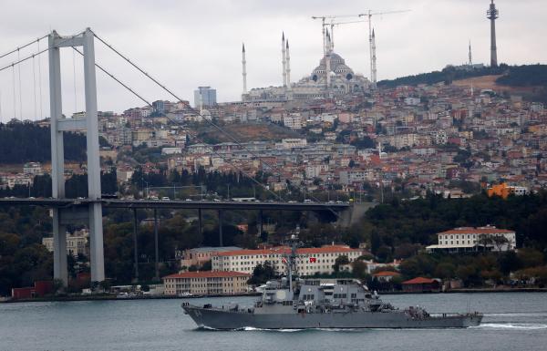Госдеп предупредил о повышенной террористической опасности в Турции