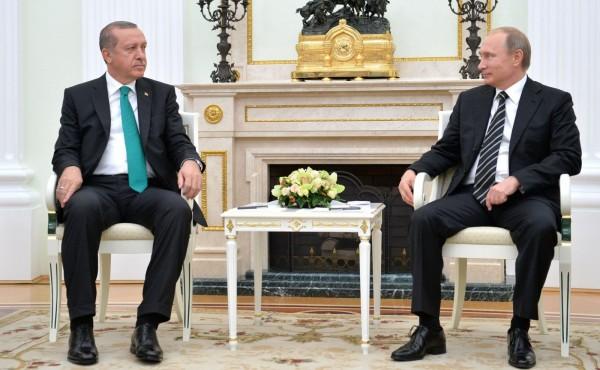 Владимир Путин будет нещадно пороть Турцию, пока не выбьет из нее Эрдогана