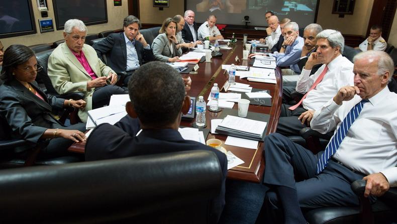 Obama asks congress to back action