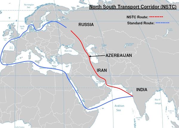 "транспортный коридор ""Север-Юг"", ""Север - Юг"", проект Фото: wikipedia.org"