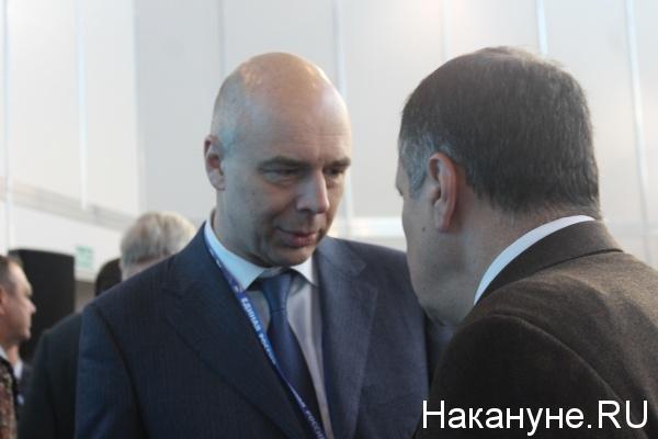 Антон Силуанов|Фото:Накануне.RU