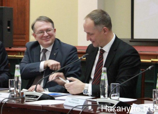 Дмитрий Курочкин, Константин Бабкин(2018)|Фото: Накануне.RU