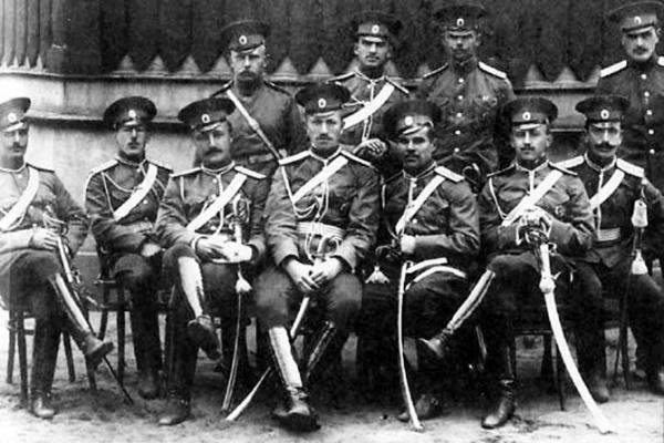 белые офицеры, гражданская , белогвардейцы|Фото:voin-rkka.ru