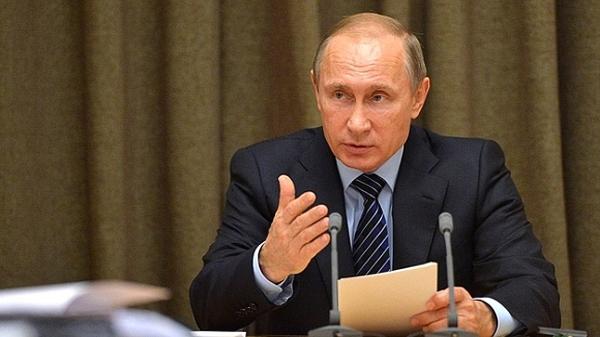 Компромат на Владимира Путина