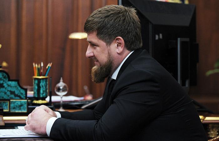 Путин назвал эффективной работу Кадырова