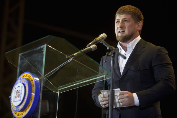 Кадыров: в Чечне готовы обучать сирийских военных