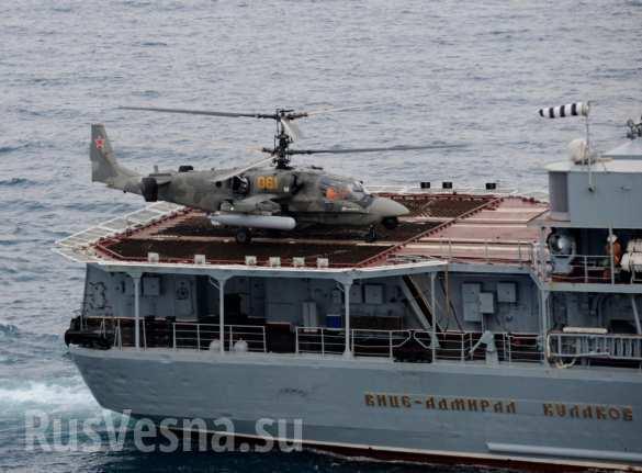 Морские аллигаторы… или куда девать Ка-52К? | Русская весна