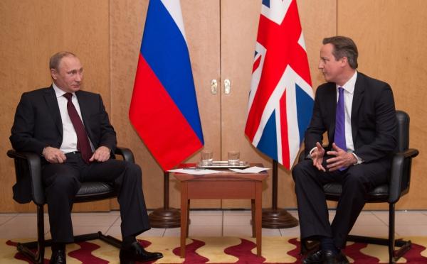 Кэмерон и Путин договорились о совместной борьбе с ИГ