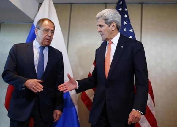 Керри: США и Россия договорились о создании системы операций против ДАИШ в Сирии