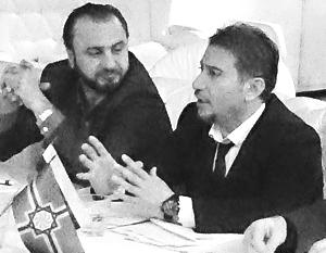 «Сегодня в Сирии находятся джихадисты и террористы из всех стран мира, даже из Люксембурга», – рассказал Ахикар Исса (на фото справа)
