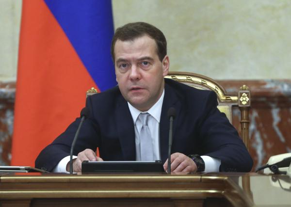 Медведев: с 2000 года в России построили 900 млн кв. м жилья