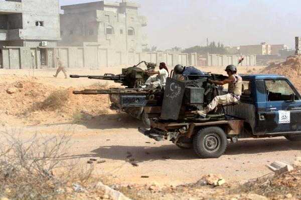 МИД РФ просит россиян воздержаться от посещения Ливии