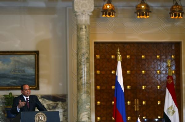 Москва согласовала с Каиром контракт на возведение первой в Египте АЭС