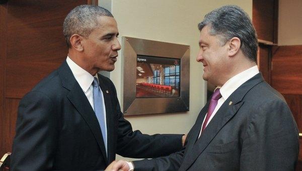 Обама подтвердил готовность выделить Украине транш в $1 млрд