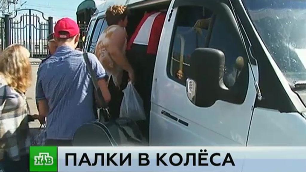 Омичи встали на защиту <nobr>водителя-альтруиста</nobr> от терроризирующих его перевозчиков