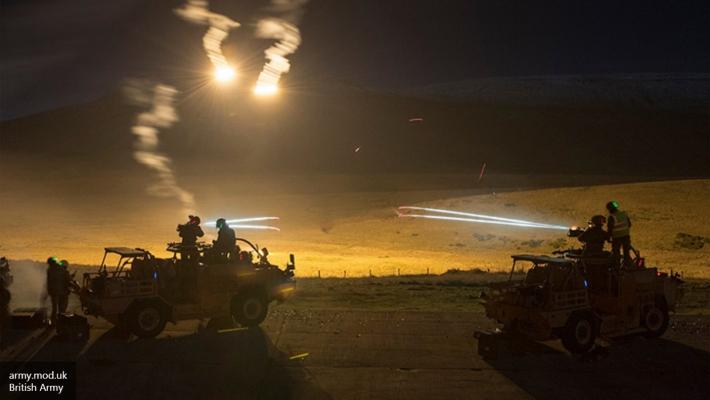 Британия отрабатывает переброску 30 тысяч военных на Украину