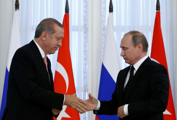 Россия и Турция создадут совместный инвестфонд объемом в $1 млрд